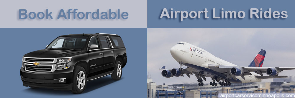 Book Ride Airport Limo Service Buffalo MN