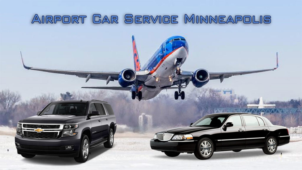 Book Ride MN Airport Car Service Brooklyn Center