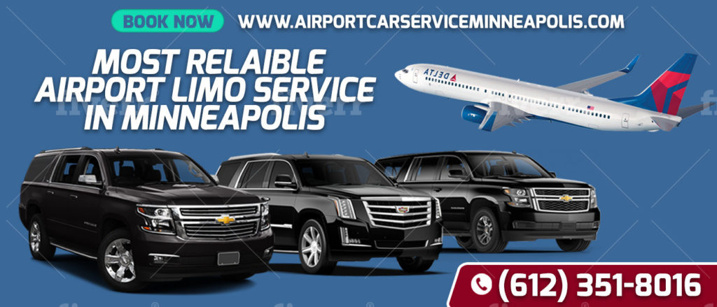 Book Ride MINNEAPOLIS AIRPORT LIMO SERVICE Call Now 612 351-8016 or book online Now