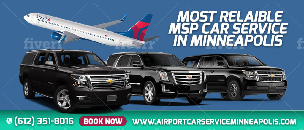 Book Ride MSP AIRPORT CAR SERVICE Call Now 612 351-8016